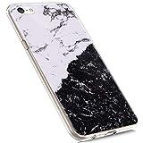 MoreChioce Funda iPhone5C Mármol,Funda iPhone5C Silicona,Slim Anti-Rasguños Carcasa Silicona Suave Marble TPU Caso Protección de Parachoques de Silicona Compatible con iPhone5C,Mármol#08