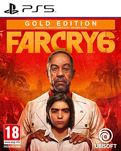 Far Cry 6 Gold Edition PS5 - Gold