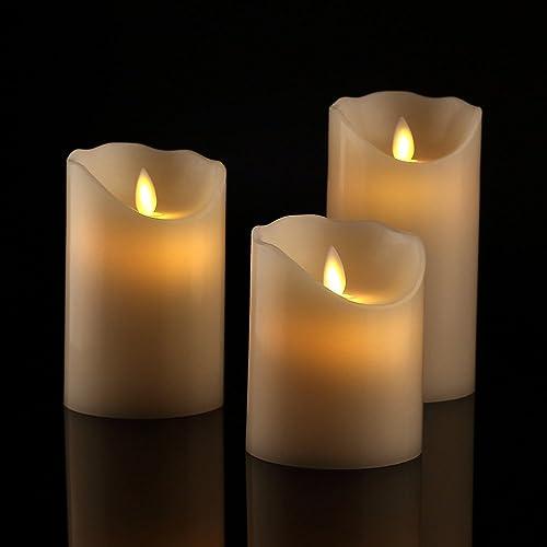 4 Inch Diameter Candles: Amazon.com