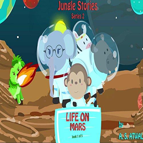 Life on Mars audiobook cover art