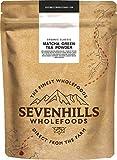 Sevenhills Wholefoods Matcha Té Verde En Polvo Japonés Clásico Orgánico 200 gr | 4 Meses | La Mejor Calidad al Mejor Precio | El Te Matcha más Barato