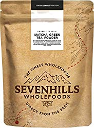 100 servings on average when consumed as a tea, organic Classic Matcha Tea Powder from Japan, taste is vegetal with a bitter note at the end Made from early harvest leaves, a type of culinary grade Matcha tea with a variety of uses Matcha is known is...