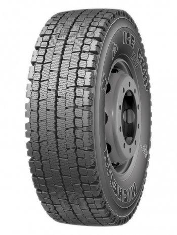 Michelin–XDW Ice Grip–315/70r22.5154L–Neumáticos de invierno (Camiones)–D/C/72