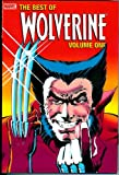Best Of Wolverine Volume 1 HC - Marvel Comics - 10/11/2004