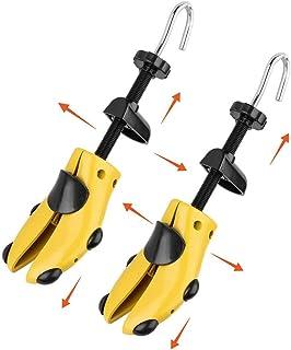 tectake Qualit/é 1 paire embauchoir bois de c/èdre r/églable chaussures EU taille diverses tailles au choix