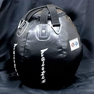 Fairtex Real HB11 Wrecking Ball Bag Design for UPPERCUT WORK BEST MMA EQUIPMENT (UNFILLED)