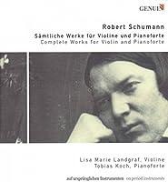 Schumann: Complete Vln/Piano