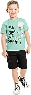 Camiseta Masculino Rovitex Kids