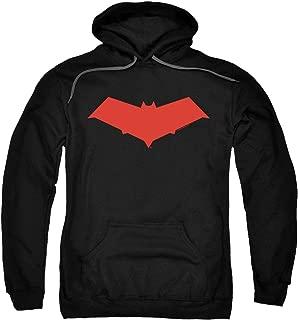 Red Hood Jason Todd DC Comics Superhero Pullover Hoodie Sweatshirt & Stickers