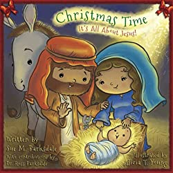 """Christmas Time"" Book for Children"
