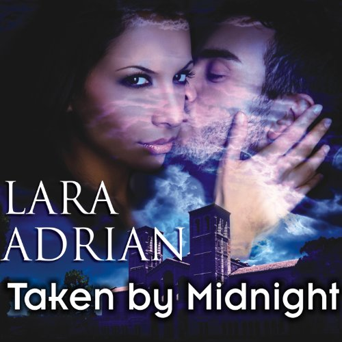 Taken by Midnight audiobook cover art