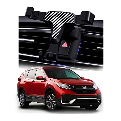 2021 CRV Accessories Phone Holder for CRV Car 2017 2018 2019 2020 Car Mount Phone Holder Car Mobile Phone Holder Air Vent