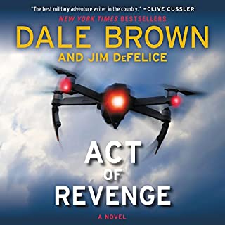 Act of Revenge audiobook cover art