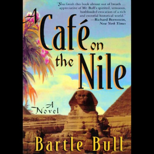 A Cafe on the Nile audiobook cover art