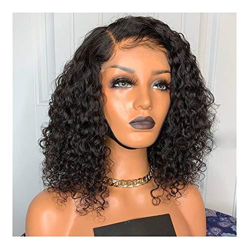Femmes Lace Front perruques de cheveux humains 13x4 Dentelle Frontal BOB Perruques avec bébé cheveux courts Bob perruques for les femmes pré-plumé perruque pour les femmes Cosplay Party