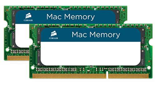Memória Notebook DDR3 - 8GB (2x 4GB) / 1.066MHz - Corsair Mac - CMSA8GX3M2A1066C7