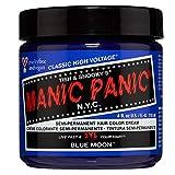 Manic Panic - Blue Moon Classic Creme Vegan Cruelty Free Semi-Permanent Hair Colour 118ml