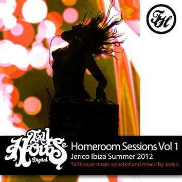 Homeroom Sessions Vol1- Jerico Ibiza Summer 2012