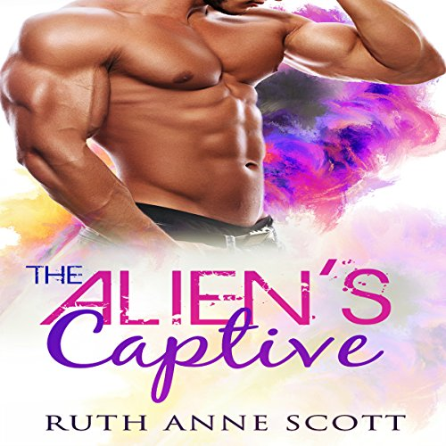 The Alien's Captive audiobook cover art