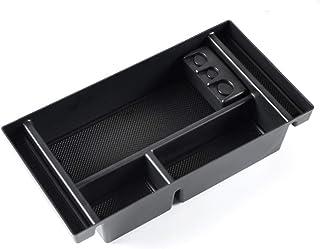 EDBETOS Center Console Organizer Tray for 2019-2021 Chevy Silverado 1500/GMC Sierra 1500 Accessories and 2020-2021 Chevy S...