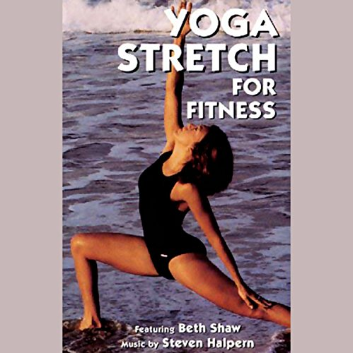 Yoga Stretch for Fitness audiobook cover art