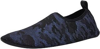 Non Skid Shoes Yoga Socks,Londony 🌞 Women Men Water Shoes Quick Dry Anti Slip Aqua Socks for Beach Outdoor Sports