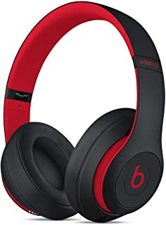 BEATS MRQ82PA/A Studio3 Wireless Over‑Ear Headphones, Black Red