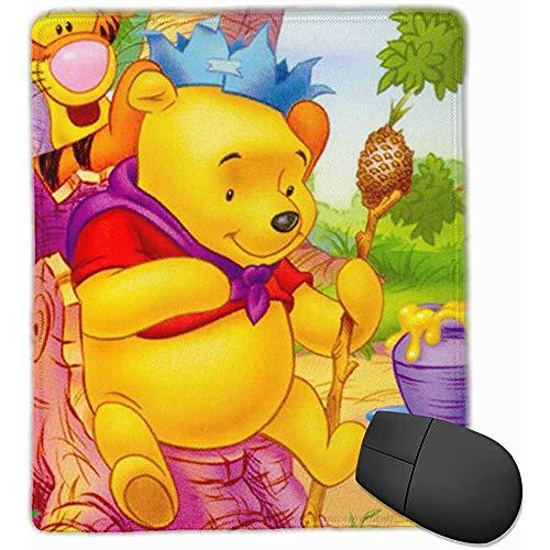 Mouse Pad Winnie De Poeh met Honing Computer Mouse Mat
