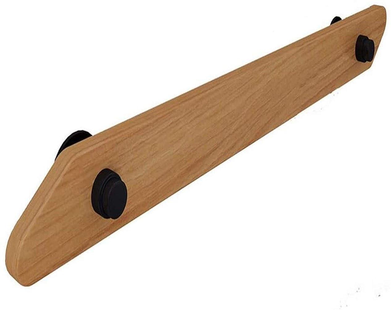 種権限を与えるカトリック教徒WI.JU.H 壁、木目をクリアし、環境にやさしい塗料表面、すべり止め、カスタマイズ、サイズのソリッドウッド階段の手すりオプション (Size : 150cm)