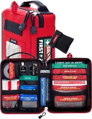survie pratique kit de premiers secours