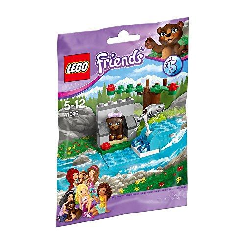 LEGO 41046 - Friends Braunbär am Fluss