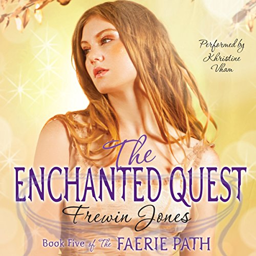The Enchanted Quest audiobook cover art