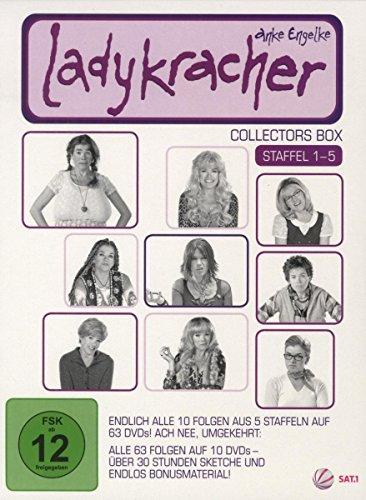 Box, Staffel 1-5 (10 DVDs)
