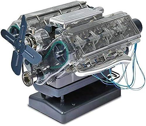 tienda de venta en línea Motor V8 DE DE DE COMBUSTIóN Interna  Mercancía de alta calidad y servicio conveniente y honesto.