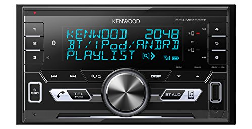 Kenwood Electronics DPX-M3100BT