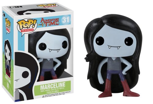 Adventure Time Figura de Vinilo Marceline (Funko 3060)