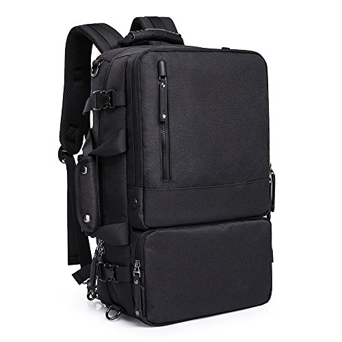 KAKA 17 Inch Laptop Travel Backpack Casual Daypack