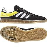 adidas Top, Chaussures de Handball garçon, Noir (Negbás/Ftwbla/Amasho 0), 37 1/3 EU