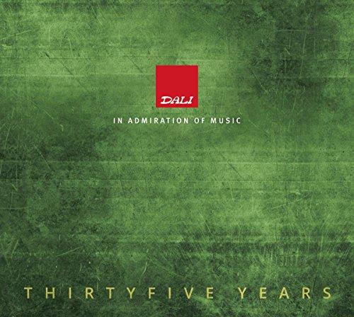 The Dali CD Thirtyfive Years VOL. 5 Audiophile Demo Vorführ Test CD