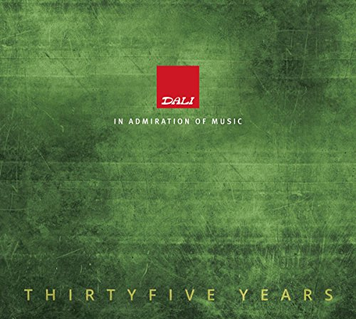 The Dali CD Thirtyfive Years VOL. 5 Audiophile Demo Vorführ Test CD