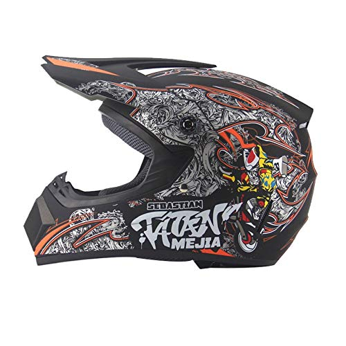 Seizoenen cross-country helm motorcross helm mountainbike helm