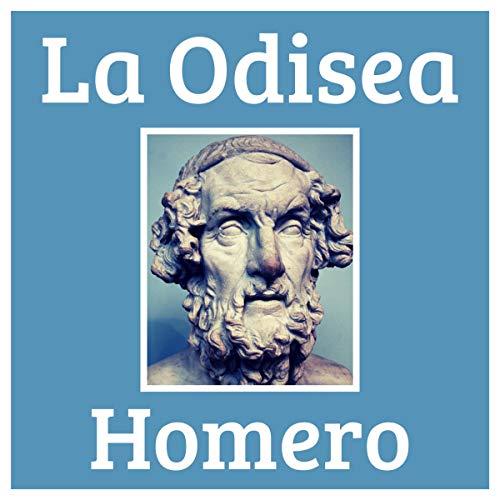 La odisea (versión completa) [The Odyssey] cover art
