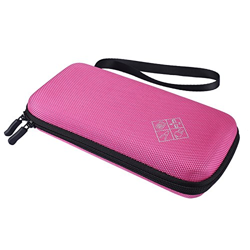 Esimen Carrying Case for Graphing Calculator Texas Instruments TI-84/Plus CE Hard EVA Shockproof Carrying Case Storage Travel Case Bag Protective Pouch Box -Extra Room for Pen and Accessory Photo #5