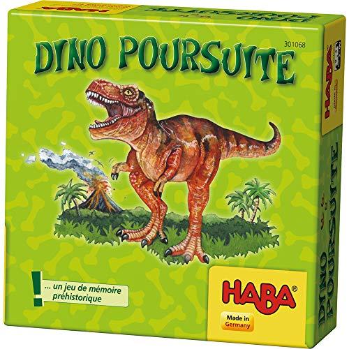 Haba - Jeu de Mémoire Prehistorique : Dino Poursuite