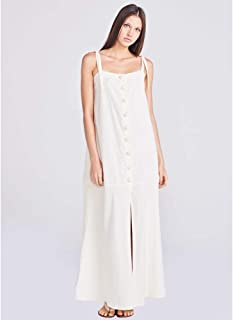Vestido Thani Off White