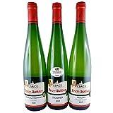 Famille Frey-Sohler - Coffret cadeau - Dégustation Vin d'Alsace Blanc - 3 x 75 cl