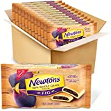 Twelve 10 oz packs of Newtons 100% Whole Grain Wheat Soft & Fruit Chewy Fig Cookies Soft cookies made with real fruit for delicious flavor Contains no high fructose corn syrup Bulk chewy cookies to keep you stocked for any occasion Pack these whole g...