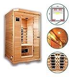 Sauna infrarrojos Stark–2plazas