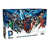 Cryptozoic- DC Comics Deck-Building Game-Jeu de Base [Version Française], GAME1001, Non