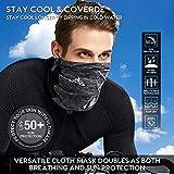 Zoom IMG-1 scaldacollo mascherina sportiva copertura del